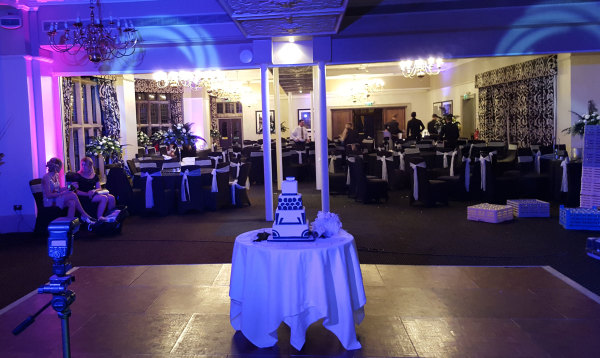 Selsdon Park Hotel Wedding