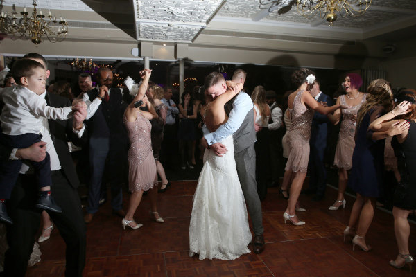 Selsdon Park Hotel, Croydon Wedding Disco
