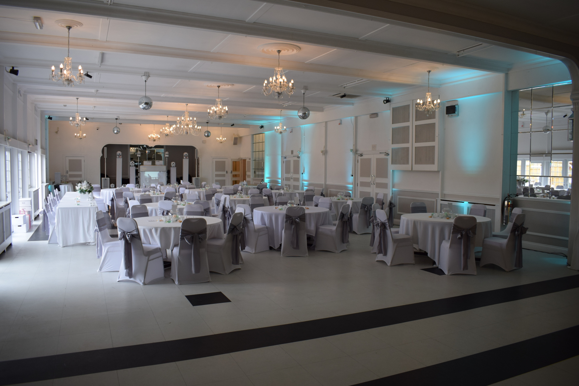 Langley Park Sports & Social Club (Club Langley) - Professional Wedding DJ